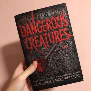 dangerous creatures book