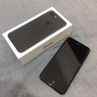 🚚 IPhone 7 Plus 128g 9.5成新 (霧黑)