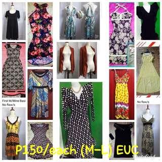 Dresses & Cardigans for 150