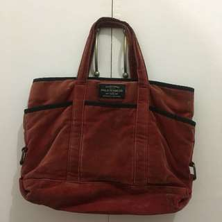 Authentic RL hand bag