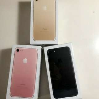 "Original Apple iPhone 7 (4,7"") 128GB"