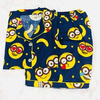 MiNion dark blue short pants
