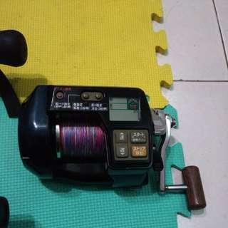 電動捲線器 ryobi