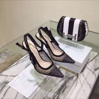 Jadior heels kitten pumps or flats