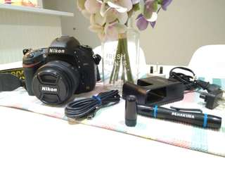 Nikon D600 & AF-S Nikkor 50mm 1.4 G