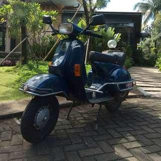 Dijual Vespa P150X th 80