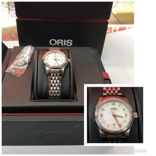 Authentic Oris watch automatic