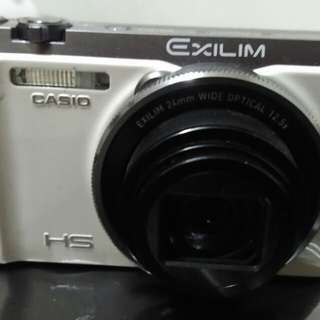 Exilim High Speed Camera DSLR Casio