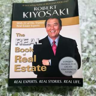 Robert Kiyosaki with 22 of His Trusted Real Estate Experts. The real book of a real estate