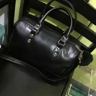 Black Doctors Bag