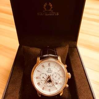 {100% authentic} 鐵達時手錶