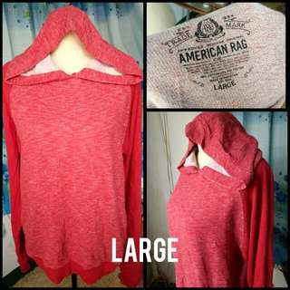 SALE! Large Hoodies 3 for 500