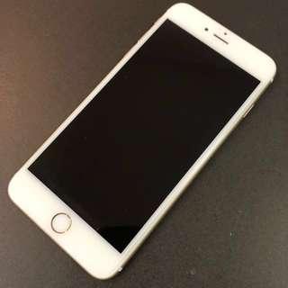 iphone 6 plus 64G 金色全機無任何花痕香港行貨Perfect, no trace. 100%work