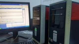 Compaq Presario Computer - CPU