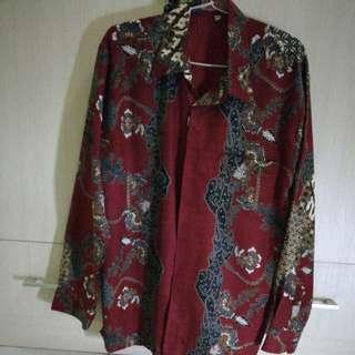 Kemeja Batik Selly