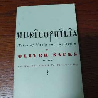 Books - Musicophilia (Oliver Sacks)