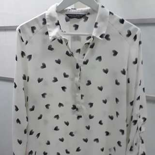 Dorothy Perkins Airy Casual Blouse