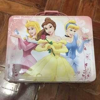 Tackle box tin can lunch box