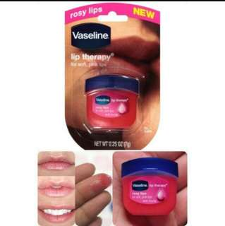 Vaseline lip therapt