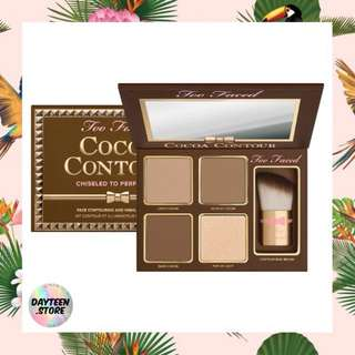 Too Faced Cocoa Contour 😍