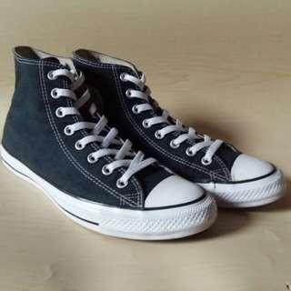 Converse High Black n White