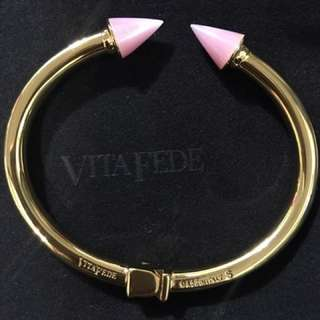 Vitafede粉瑪瑙手環