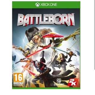 BNIB Battleborn Xbox One