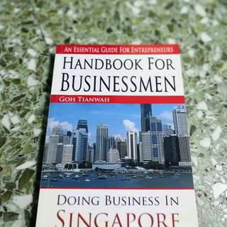 Handbook for businessmen.