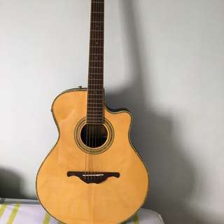 J & D BROTHERS ACOUSTIC GUITAR