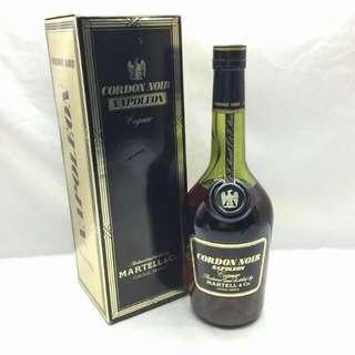 Cognac 干邑 Martell Cordon Noir