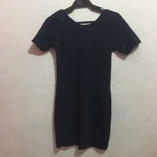 Bodycon (Navy Blue)