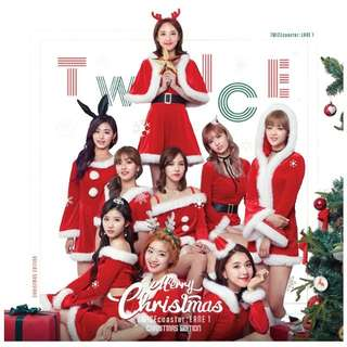 Twice Lane 1 xmas edition