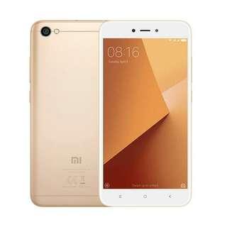 Xiaomi Note 5A 3/32GB Gold Cash-Kredit Tanpa CC