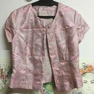 Cheongsam blouse