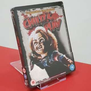 Child's Play steelbook