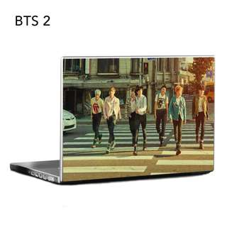 [NEW YEAR SALE!] Laptop Skins/Stickers - BTS Collection