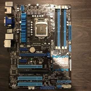 I7 3rd gen Motherboard
