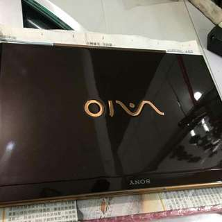 SONY VAIO  Core i7 2620m @ Turbo 3.40ghz