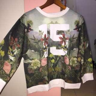 Sweater 15 green (S)