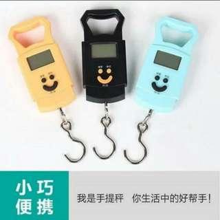 (4個/4pieces) 手提電子磅 (包Buyup自取站取貨)