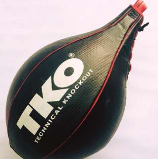 TKO Speed Ball
