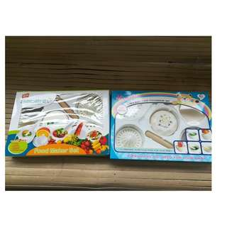 baby food processor maker set