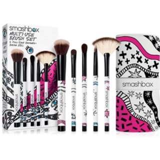 Smashbox multi use brush set 限量化妝掃套 skin