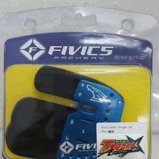Fivics Saker 2 Finger Tab 護指