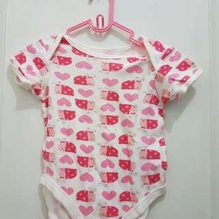 Mothercare heart jumper
