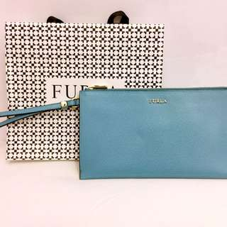 Furla Babylon clutch