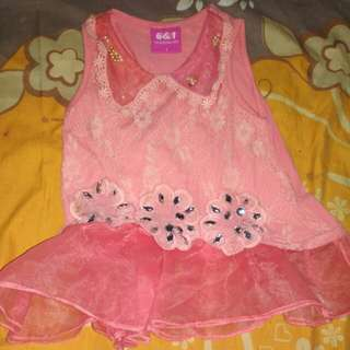Dress Baby Lady