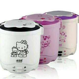 Rice Cooker Mini Hello Kitty 1,1 liter