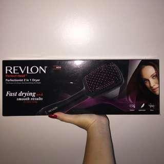 REVLON PERFECTIONIST 2 in 1 HAIRDRYER
