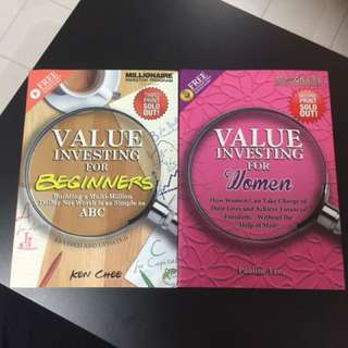 Value Investing Books package